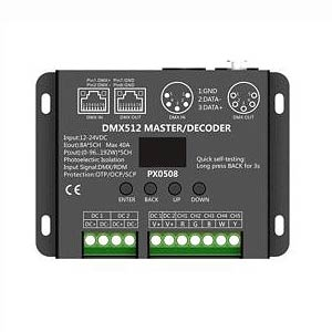 5 channel decoder