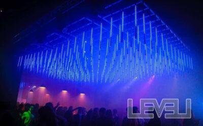 V-PIX ™ 3D Tubes raise nightclub lighting to another LEVEL