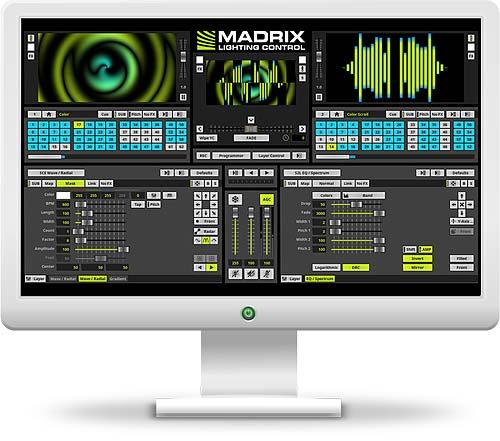 Madrix Monitor